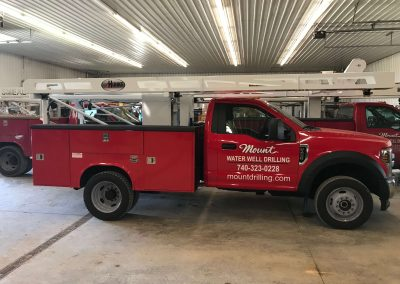 New 2018 Mount Drilling service rig